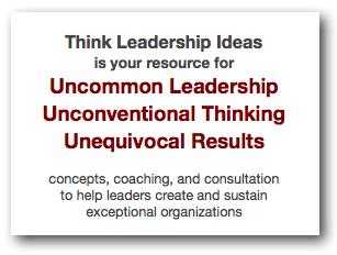 Think Leadership Ideas